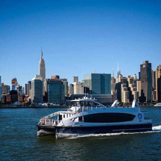 NY Ferry Passenger Vessels