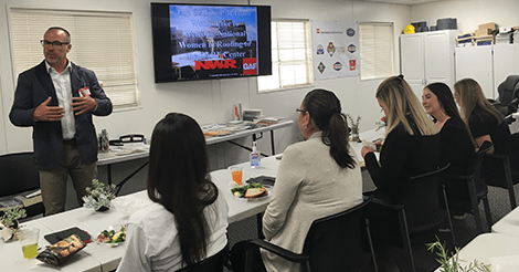 Arvinyl at NWIR So Cal Lunch & Learn Event